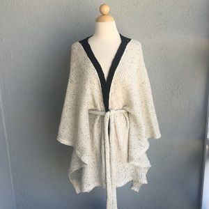 RYU Kimono Style Shaw Cardigan Size M